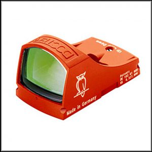 Doctor Model C Red Dot Sight Orange 3.5MOA