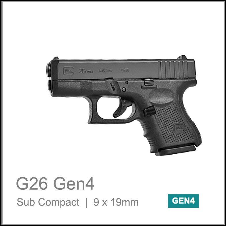 Glock 26 Gen 4   Buy Online Best Price South Africa ...