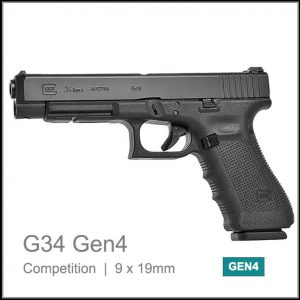 Glock Competition