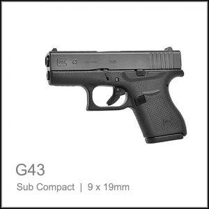 Glock 43 slimline