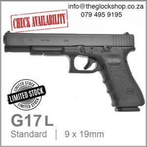 Glock G17L (Long Slide)