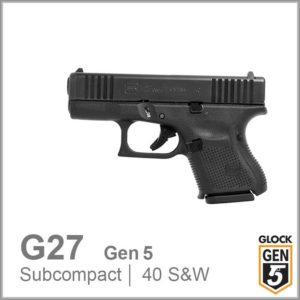 Glock G27 Gen5