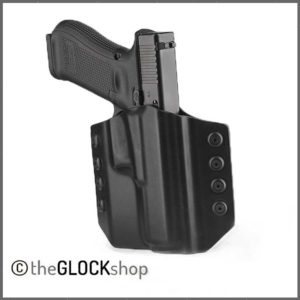Glock 19 OWB index leather
