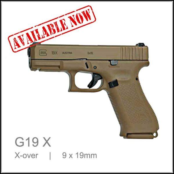 Glock 19X;in-stock