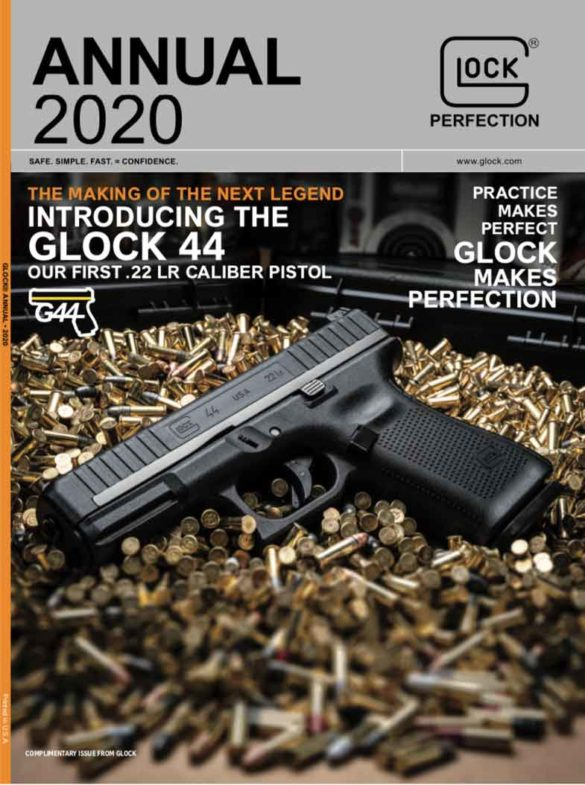 Glock 2020 annual