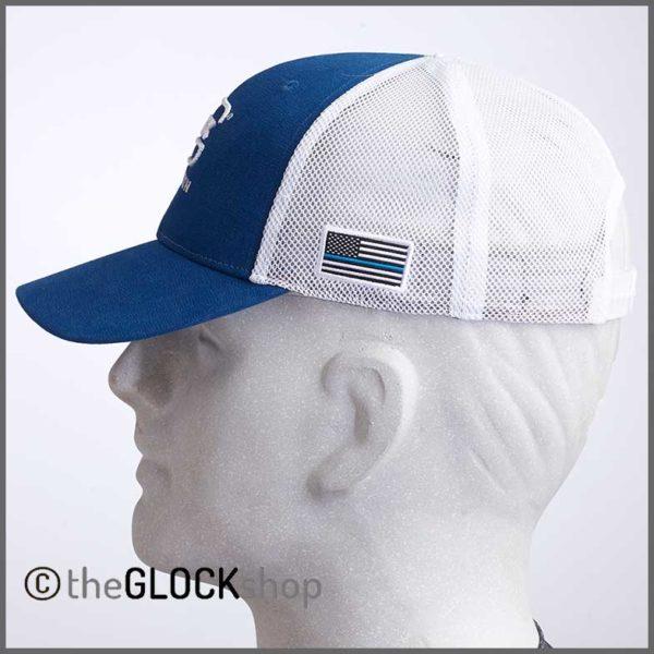 Glock Cap Blue