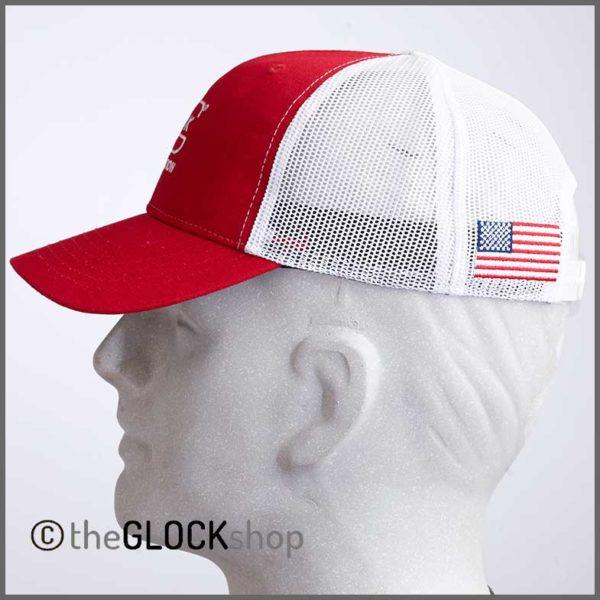 Glock Cap Red