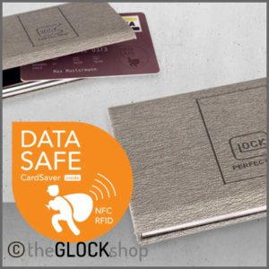 Glock Credit Card Holder Data Safe