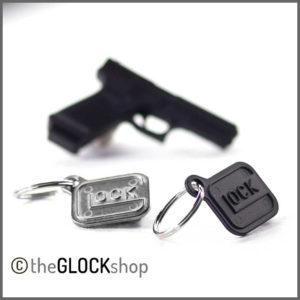Glock Keychain Logo