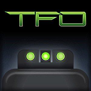Truglo TFO Green Night Sight Glock